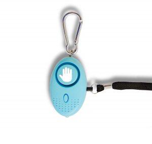 Design, Schutz, Tasche, Hand, handlich, Taschenalarm, Heulton, Sirene, LED, Licht, Taschenlampe, Schlüsselochfinder, Beleuchtung