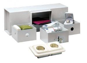 das ideale geldversteck zu hause der steckdosentresor. Black Bedroom Furniture Sets. Home Design Ideas